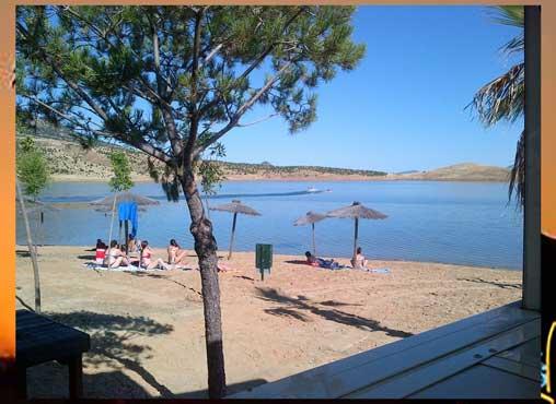 Playa de los Llanos
