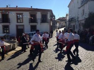 Danza típica de Garbayuela